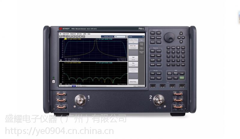 租售、回收安捷伦/是德N5247B PNA-X微波网络分析仪