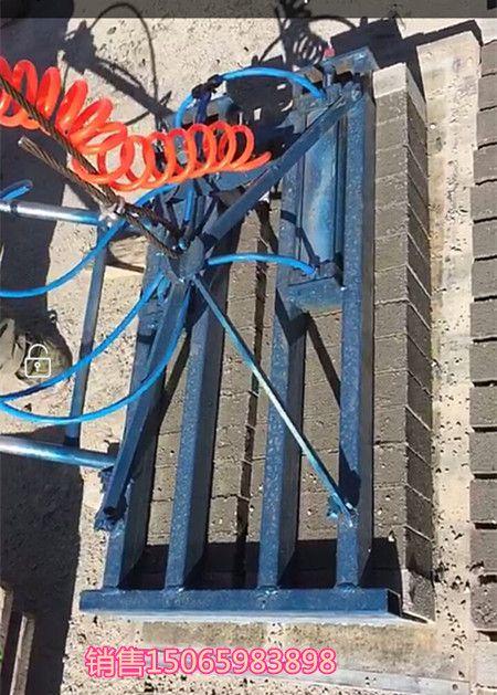 厂家生产空心砖码砖机标砖吊砖机