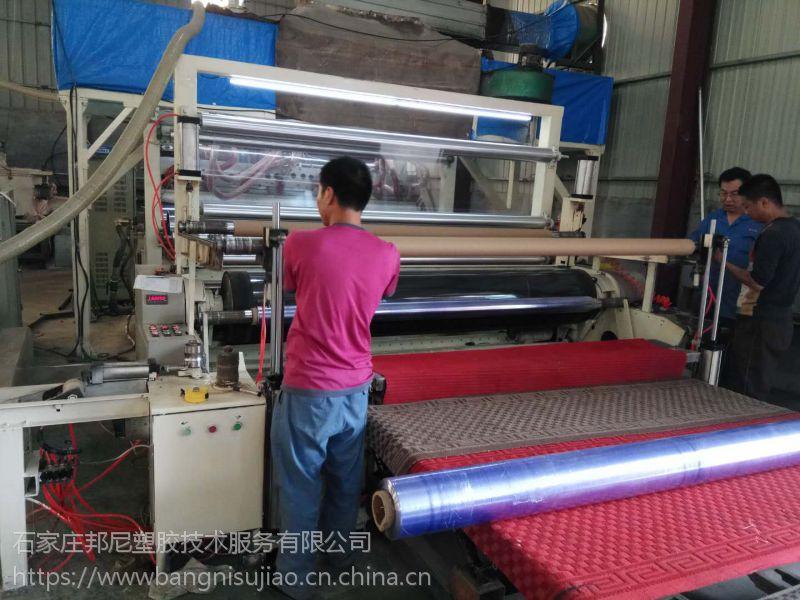 河北厂家直销 2.2米幅宽 PVC包装膜生产线