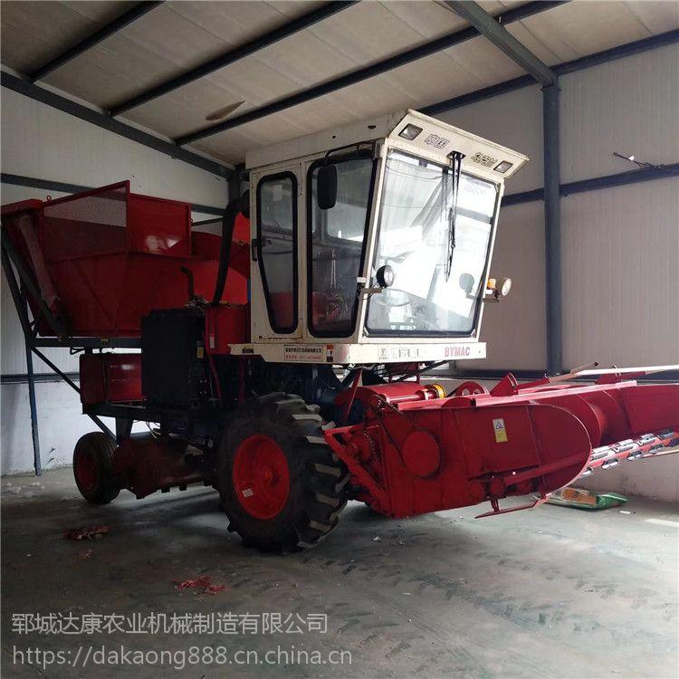 玉米秸秆青储机 大型青储机 牧草回收机