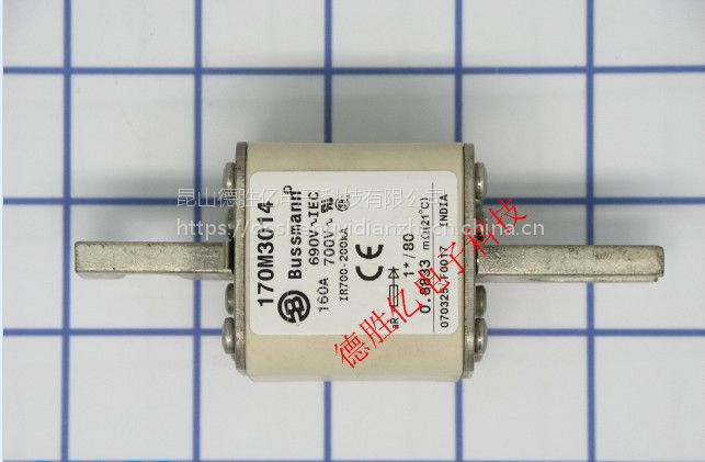 供应伊顿BUSSMANN快速熔断器170M3014