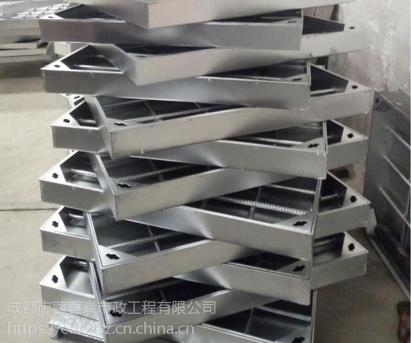 大邑不锈钢井盖厂家|不锈钢隐形价格|不锈钢水篦子定做