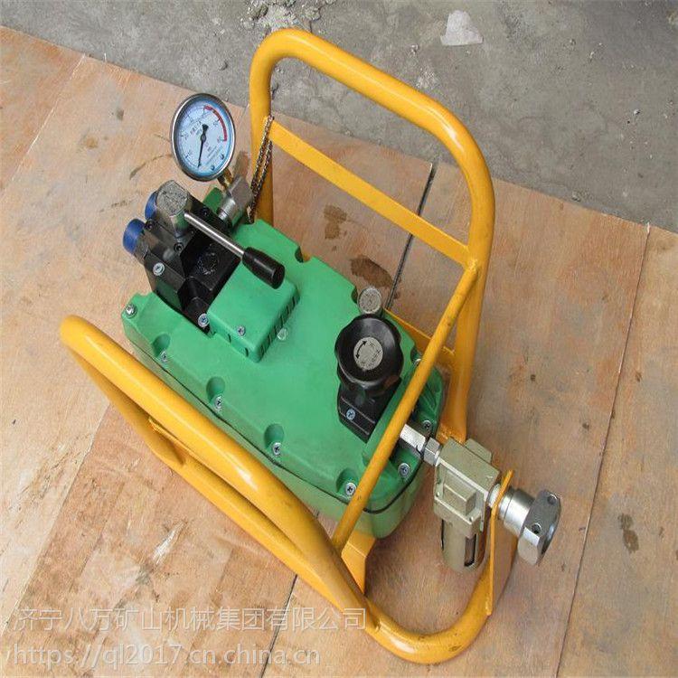 MQ系列气动锚索张拉机具 产品用途: 锚索张拉机具是煤矿巷道锚索预应力张拉安装的必备工具,确保锚索
