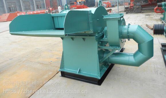 郑州郑科500型原竹粉碎机主要用途