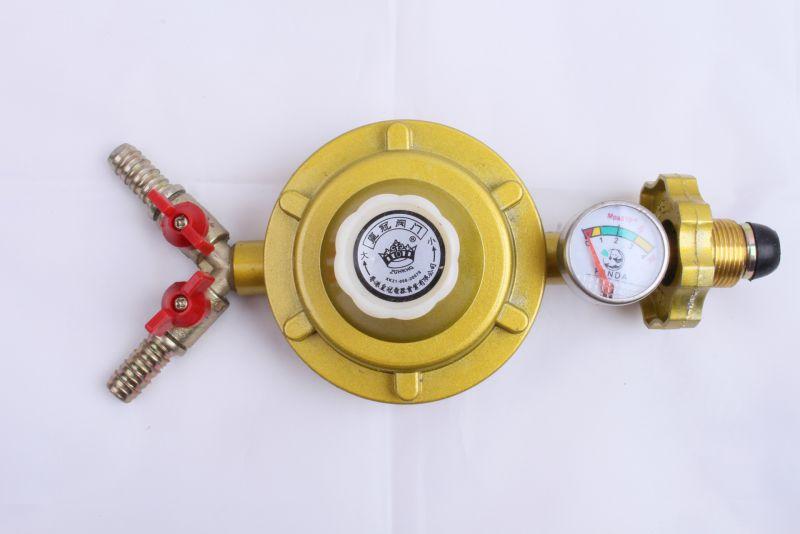 皇冠煤气阀 减压阀 液化气钢瓶减压阀 减压阀燃气阀阀门图片