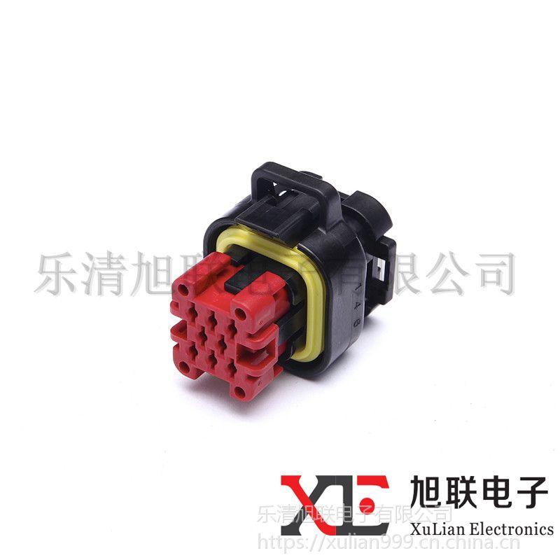 供应汽车连接器AMP安普776286-1国产12p现货