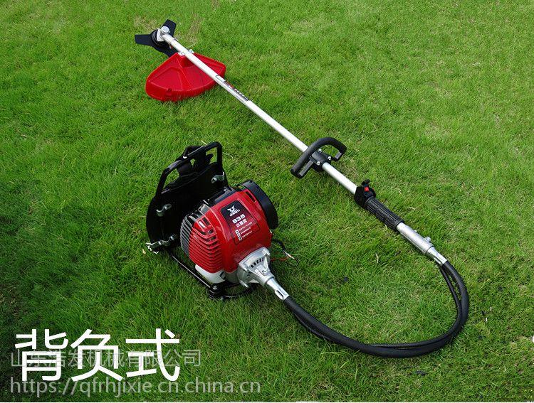 新型汽油割草机 稻麦割灌机