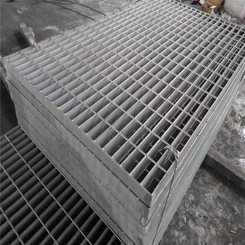 排水沟盖板 水沟盖板价格 钢格栅板