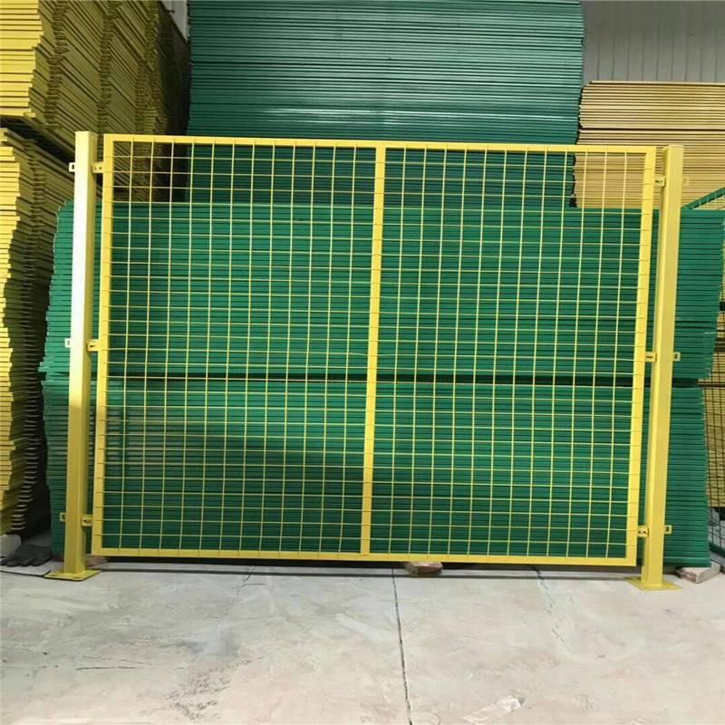 厂区围网 小区防护网 新型隔离网墙