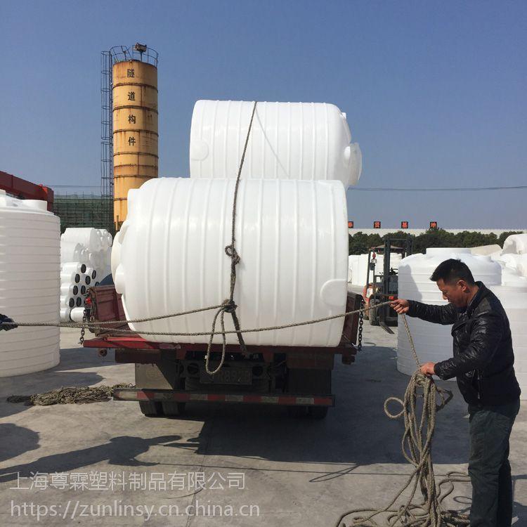 余杭 3吨塑料水箱 PE水塔 塑料储罐厂家