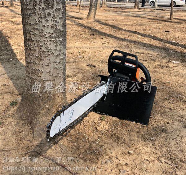 单人便携式挖树机 单杠二冲程树木移植机