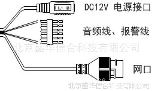 海康威视200万高清网络监控球机150米红外DS-2DC7220IW-A带云台