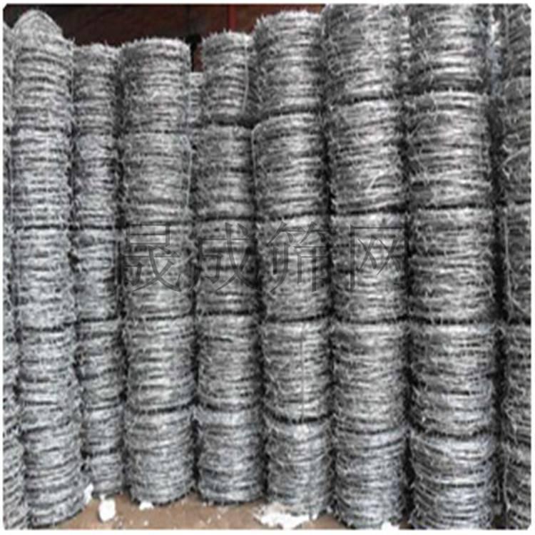 海南刀片刺绳批发安装 琼海刺绳隔离网规格现货 304/镀锌刺丝滚网