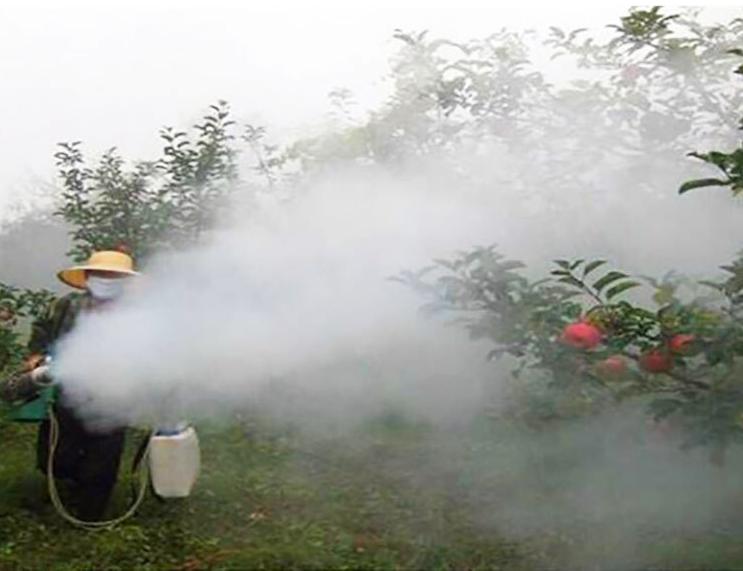 双管双启动烟雾机 果园专用水雾机 杀虫打药机