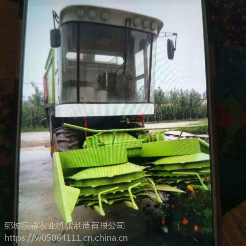 山东民耀靑储机厂家供应鲜玉米秸秆靑储机 苜蓿草收割机 铡草机