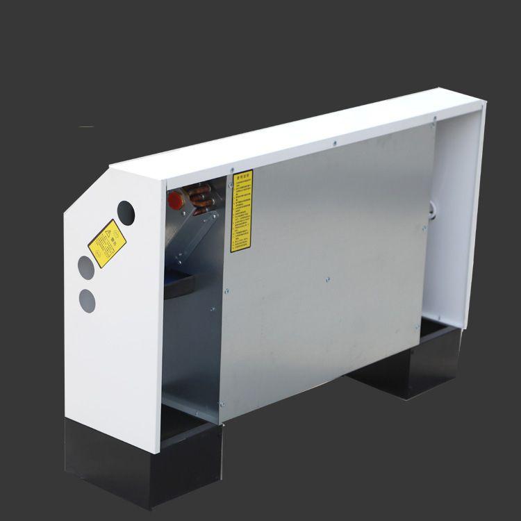 金光厂家供应柜式明装风机盘管 立式风机盘管 壁挂式