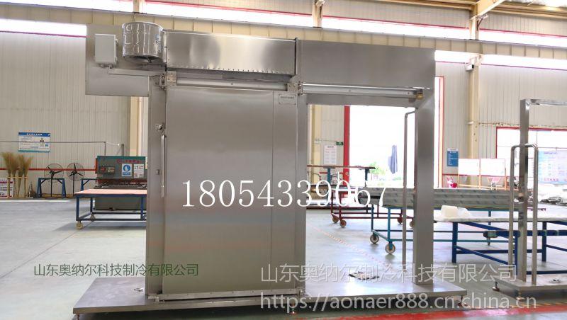 聚氨酯冷库平移门生产厂家 山东奥纳尔电动平移门