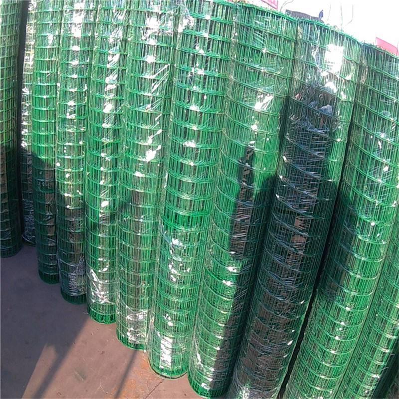 围墙防护网 铁丝围墙 圈鸡围网