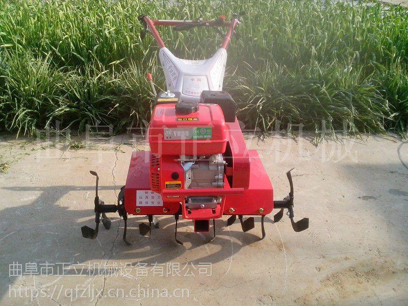 厂家批发农用机械松土施肥机 大葱大姜开沟起垄机 茶园耕地机