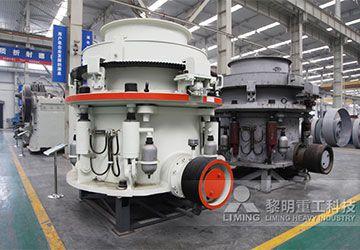 时产150吨矿石破碎设备型号