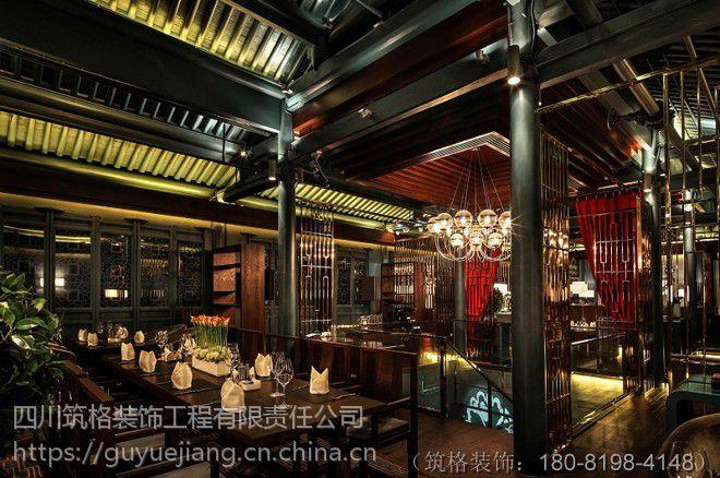 贵阳饭店装修设计五大要点-门店装修设计公司