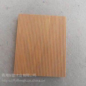 供青海海东碳化木和海西生态木销售