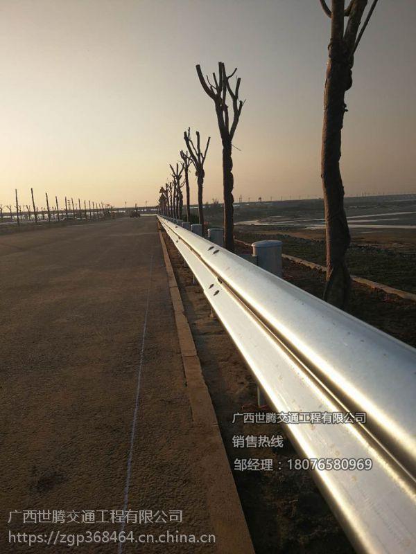 深圳市【波形梁钢护栏板】公路护栏板 厂家定制安装 世腾