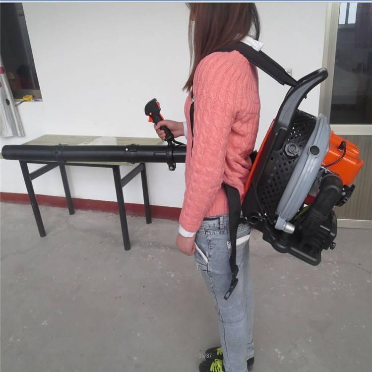 环保绿化用手推式扫雪机 全钢丝刷扫雪机润众