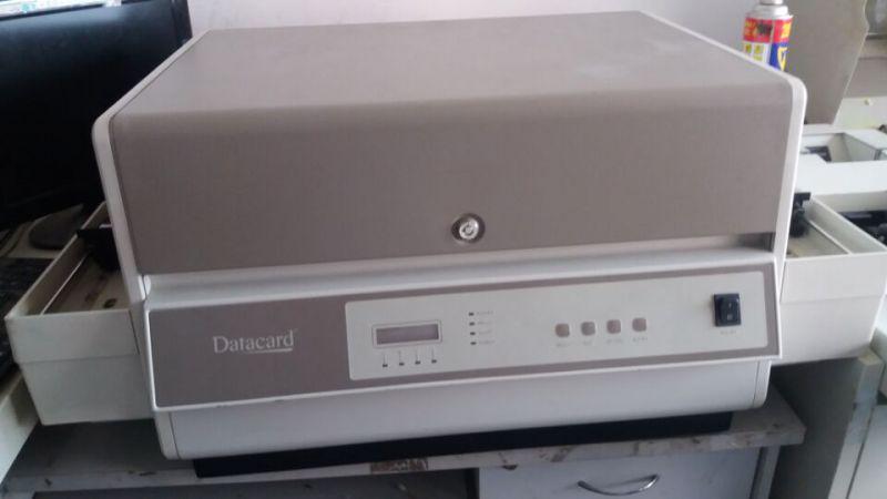 Datacard DC450个性化凸字机