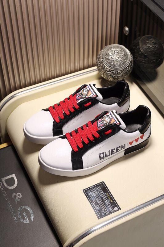 分析下杜嘉班纳男鞋,高仿鞋和真鞋的差别是什么
