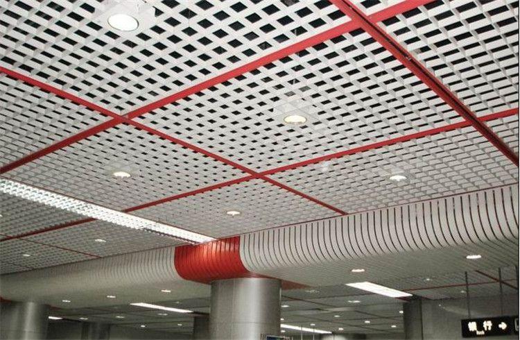 广州德普龙塔型铝格栅安装简单欢迎选购