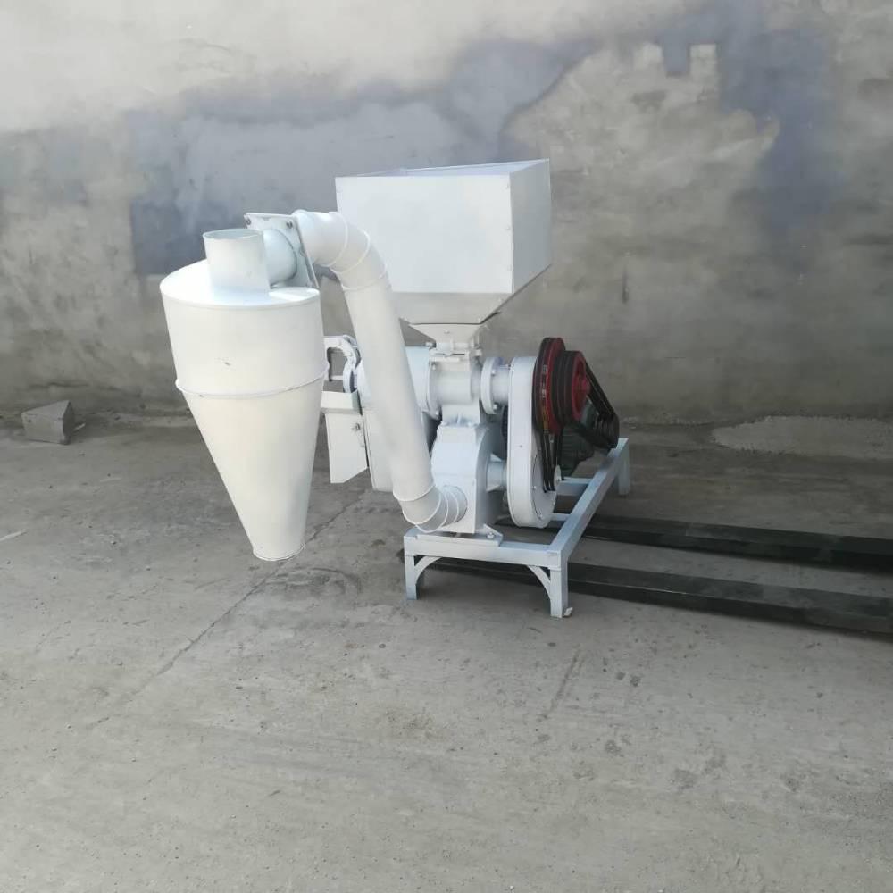 德兴市沙克龙小麦去皮机 启航牌家用环保型高粱脱皮机 谷子专用磨米机厂家