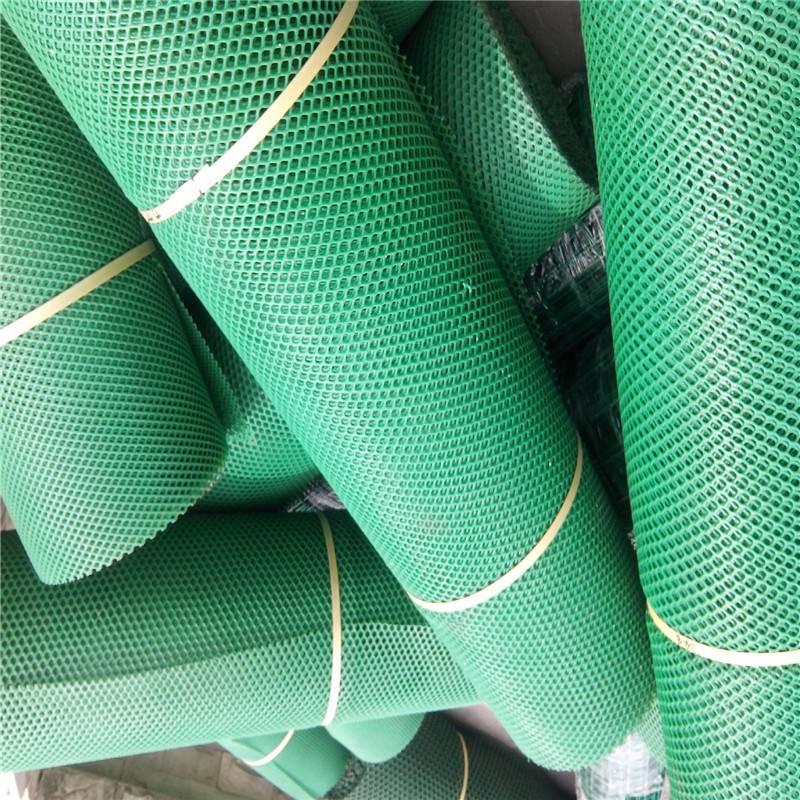 养殖养鸡塑料网 育苗网厂家 塑料平网特点