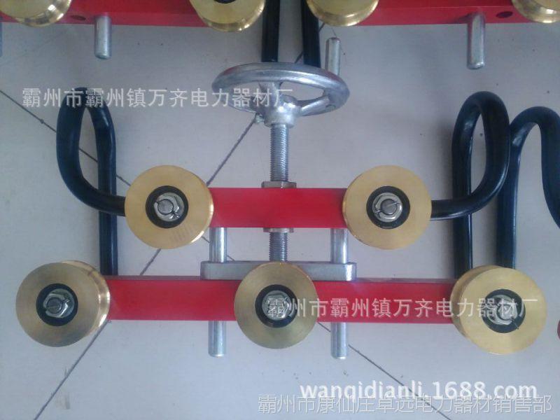 电车镀洛厂家直销 现货供应接触网用三轮校直器 接触网线调直器
