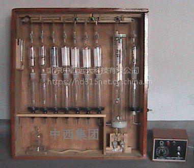中西 奥氏气体分析器 型号:M317148 库号:M317148