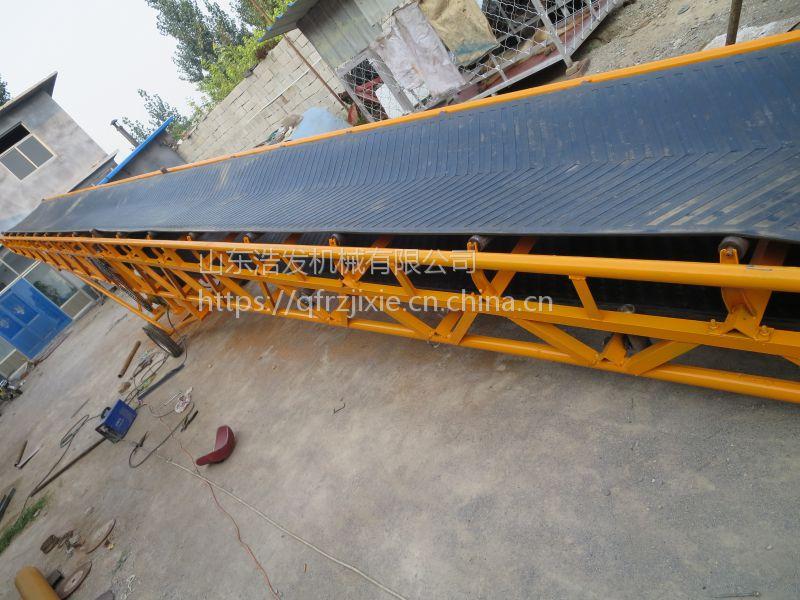 耐高温皮带输送机 自产皮带输送机 加厚耐磨运输机 浩发