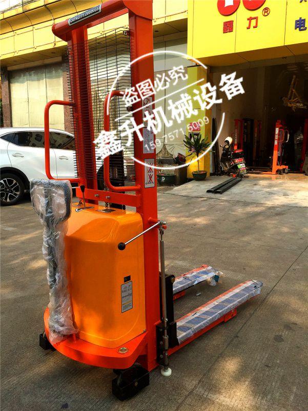 佛山鑫力 液压电动叉车 全电动液压堆高车 厂家销售