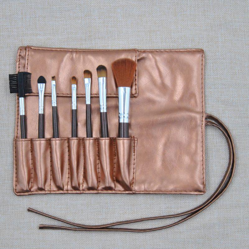kainuoa/凯诺化妆刷工厂批发2017新款7支化妆刷套装 美妆彩妆工具
