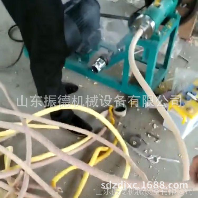 振德牌 赶集流动江米棍机 柴油 汽油机带动玉米膨化机 玉米爆花机