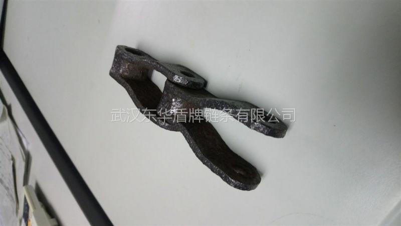 异形重载焊接弯板输送链条 大节距链条 重载弯板链条参数