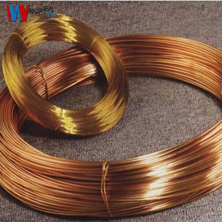 东莞厂家现货供应高韧性C17000进口铍铜线 军用铍铜线