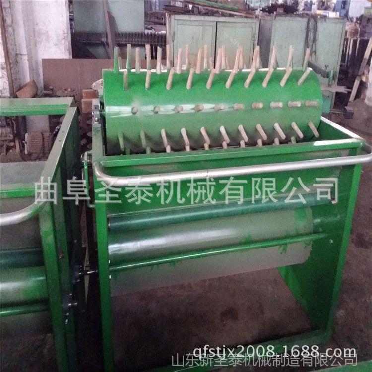 鲜毛豆摘果收获机 鲜毛豆采摘机设备 青大豆脱荚机