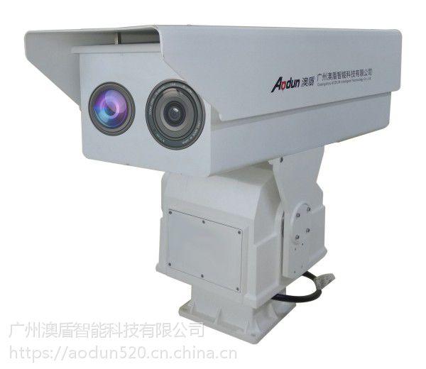 双光谱智能视频采集一体化云台摄像机