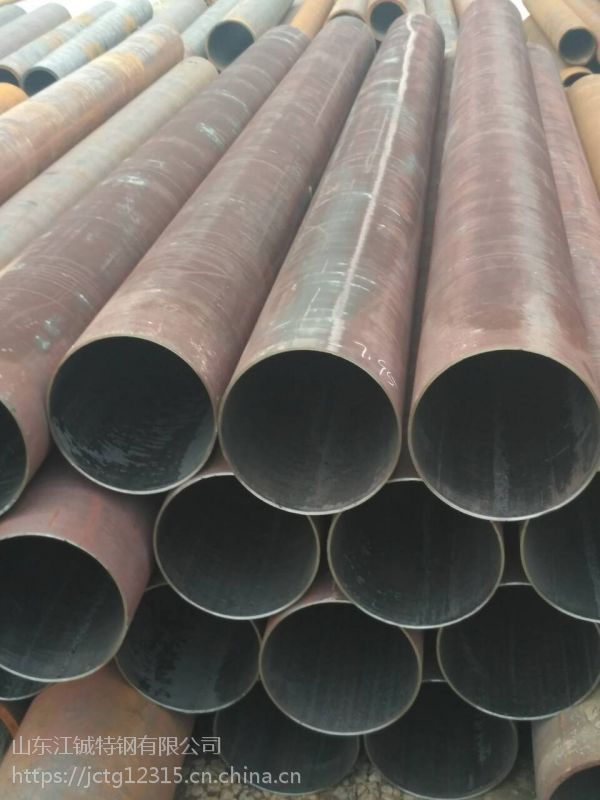 烟宝406*50大口径超厚壁无缝钢管热轧管