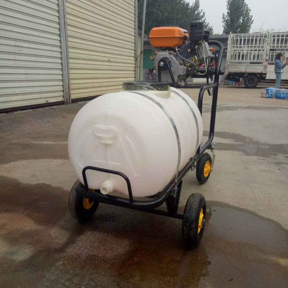 园林杀虫喷药机 大容量汽油打药车厂家 佳鑫手推喷药机