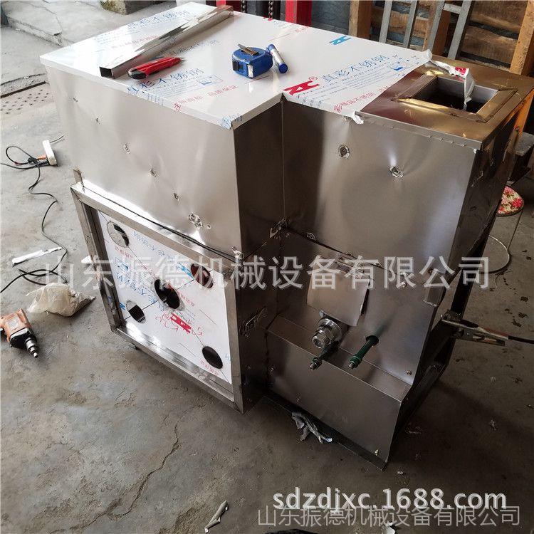 厂家定制 振德牌 麻花型膨化机 自带七种模具膨化机 食品膨化机