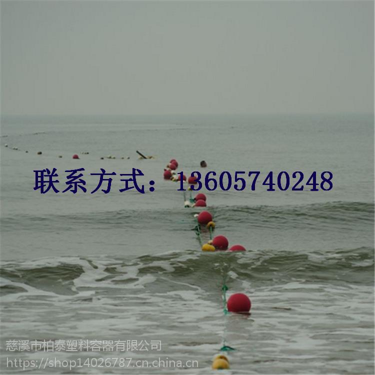 海洋专用抗风浪浮体 西沙群岛警戒线浮筒