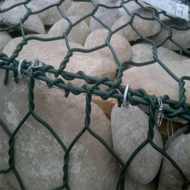 河岸治理雷诺护垫 西安雷诺护垫厂 水利专用格宾网深加工