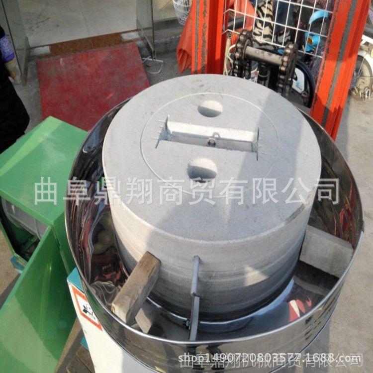 大量批发粗纤维电动面粉石磨 原生态电动石磨 面粉加工专用优质石