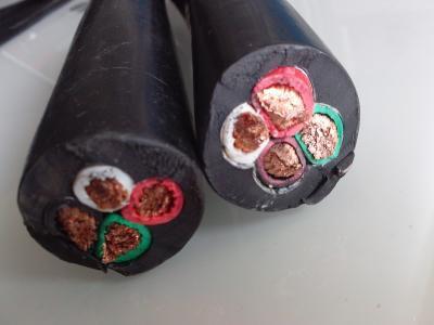 矿用屏蔽橡套电缆 MCPT煤矿用橡套电缆生产厂商